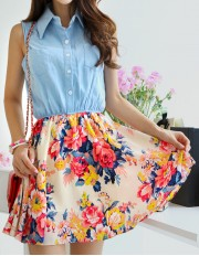 Платье Summer time